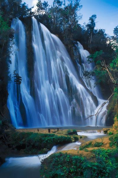 Dominikana, Park Los Haitises, wodospad El Limon, Tropical Sun Tours
