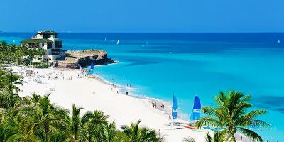 Kuba - Varadero, tropical sun