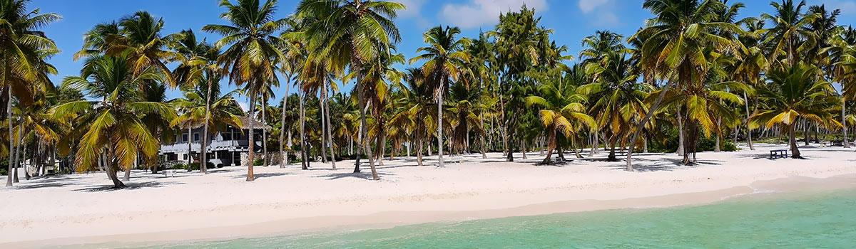 Saona Adventure VIP z Mano Juan - Dominikana