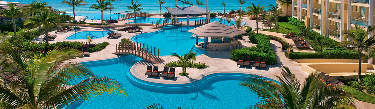 Now Jade Riviera Cancun, Meksyk, Tropical Sun Tours