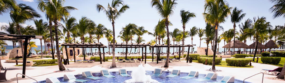 Barcelo Maya Palace Deluxe, Meksyk, Tropical Sun Tours