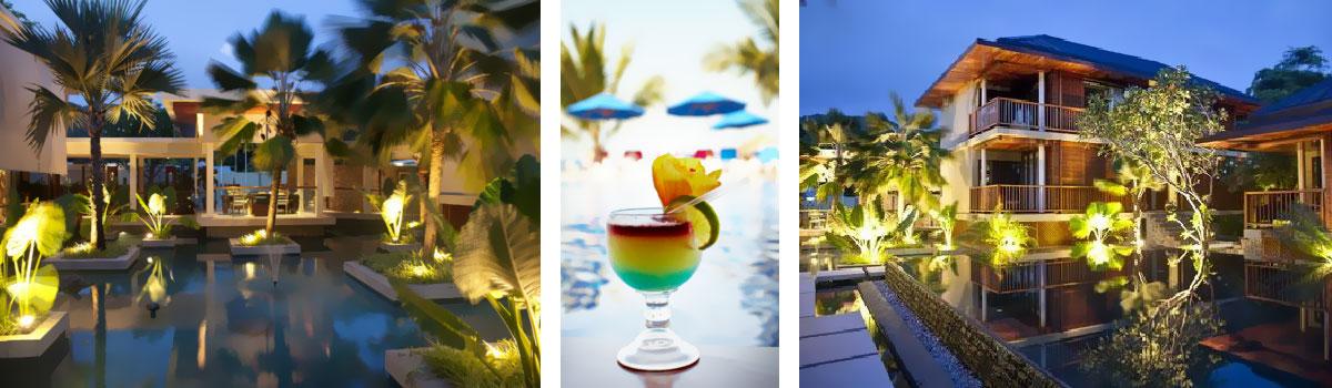 Dhevatara Beach Hotel, Seszele, Tropical Sun Tours
