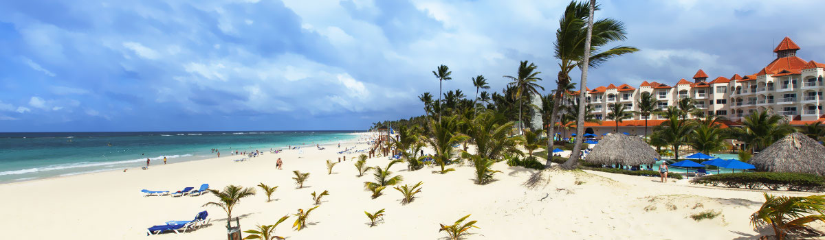 Occidental Caribe, Punta Cana, Dominikna, Tropical Sun Tours