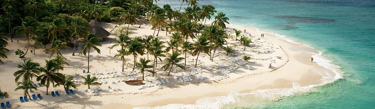 Samana z wodospadem El Limon z przelotem - Dominikana