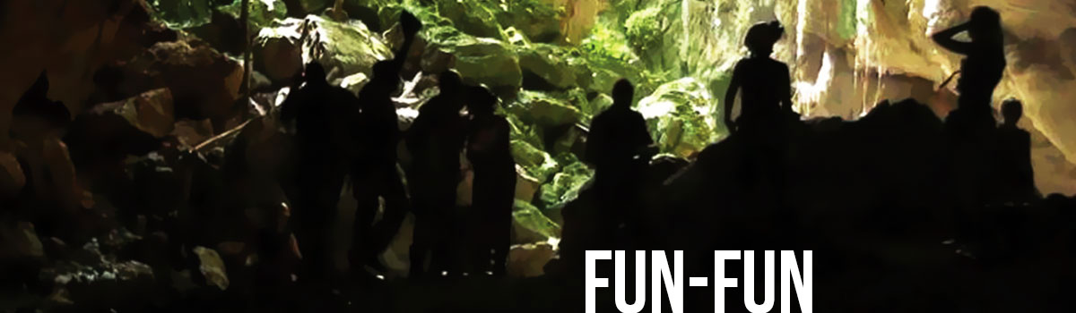 Jaskinie Fun-Fun - Dominikana