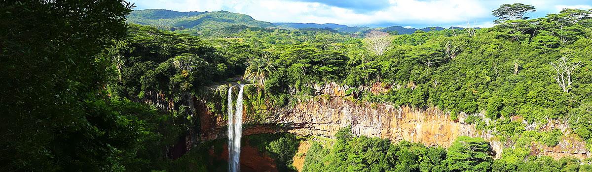 Mauritius w kolorach tęczy