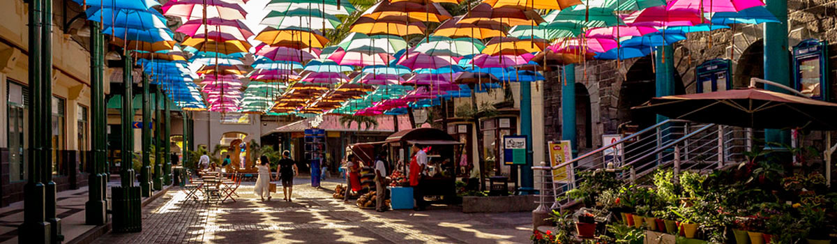 Królestwo rozmaitości - Mauritius