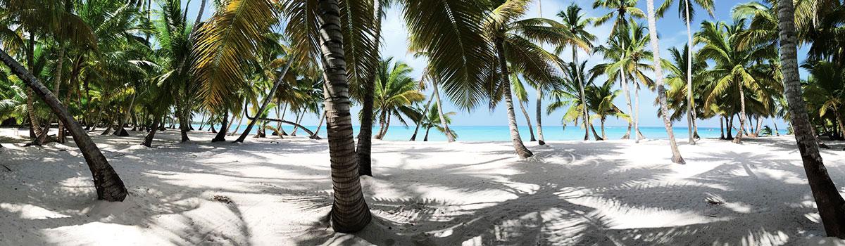 Saona PRIVATE Luksusowym Katamaranem - Dominikana