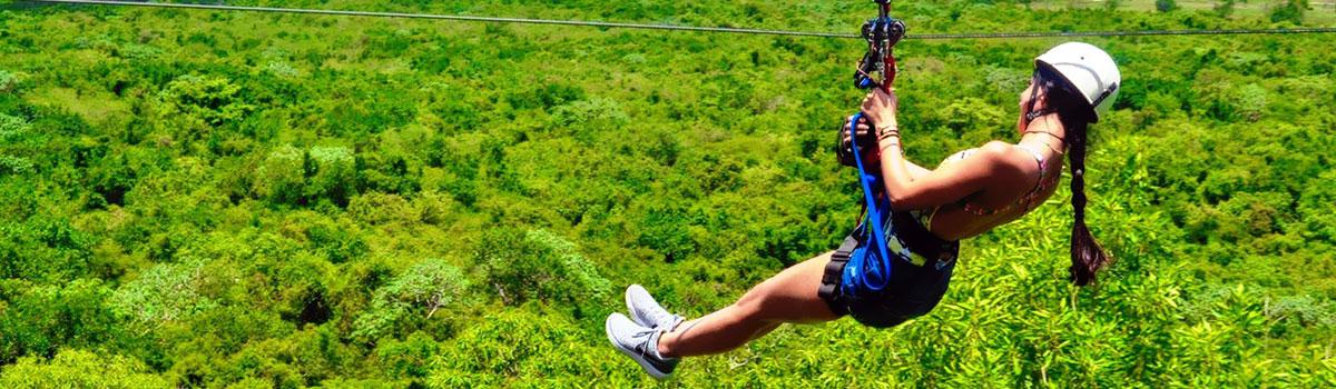 Scape Park - Dominikana