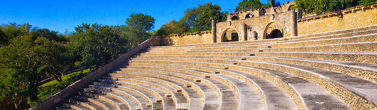 Saona All Inclusive i Altos de Chavon - Dominikana