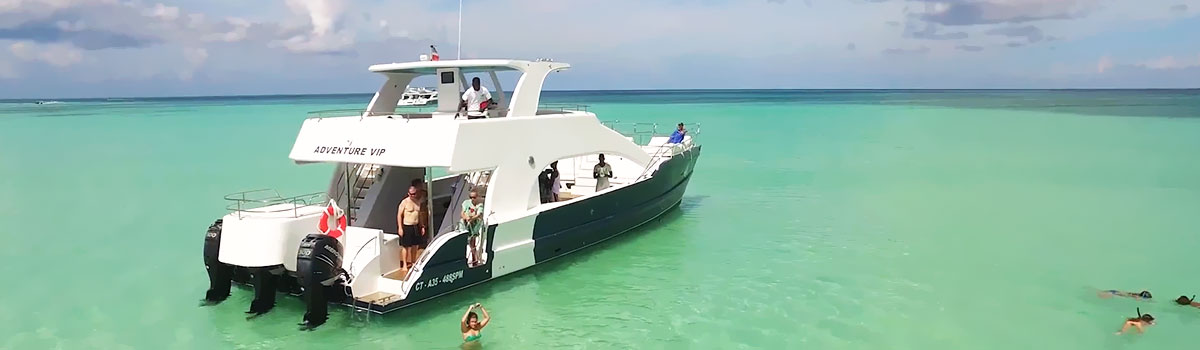 Saona Luxury VIP - Katamaran - Dominikana