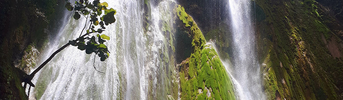 Samana - wodospad El Limon - Dominikana
