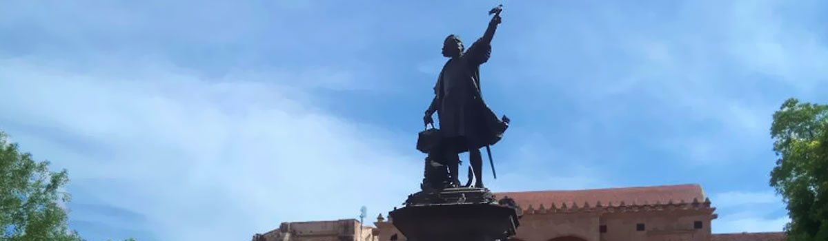 Santo Domingo - Dominikana - Krzysztof Kolumb