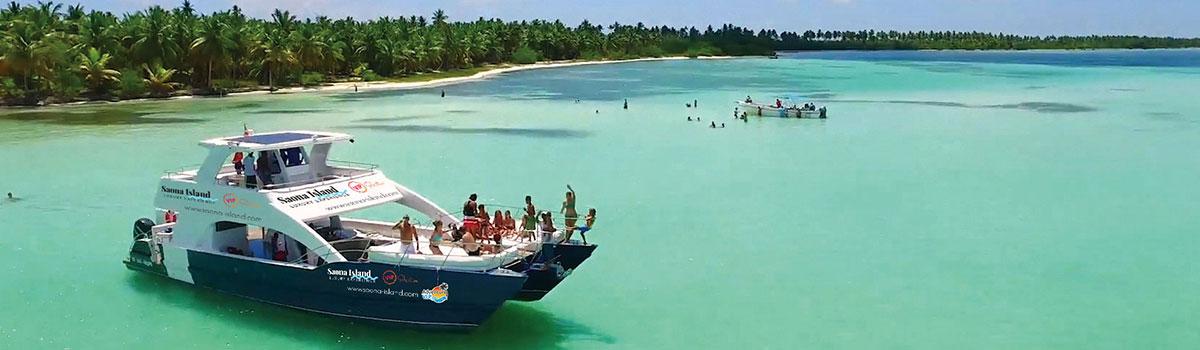 TRÓJPAK - Promocja - Dominikana Bayahibe
