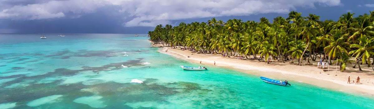 TRÓJPAK Saona Wieloryby Santo Domingo BAYAHIBE
