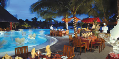 Tropical Sun Tours, Mauritius, PARADIS HOTEL & GOLF CLUB