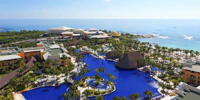 Tropical Sun Tours, Meksyk, Barcelo Maya Palace Deluxe Club Premium