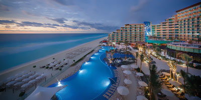 Tropical Sun Tours, Meksyk, Hard Rock Hotel Cancun