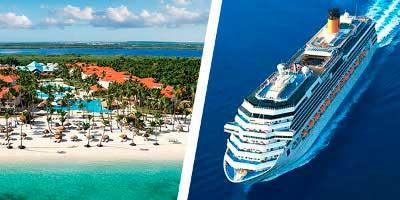Tropical Sun Tours - Rejs po Karaibach i kilkudniowy wypoczynek w hotelu all inclusive