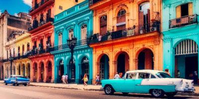 Tropical Sun Tours - Kolorowa Hawana – miasto o dwóch obliczach