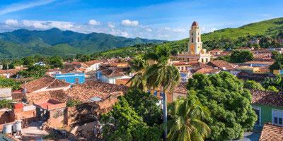 Tropical Sun Tours - Wizyta w kubańskim Trinidadzie
