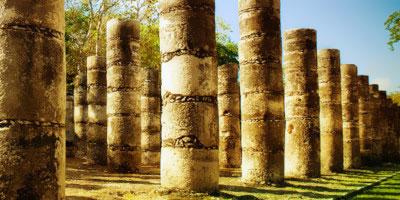 Tropical Sun Tours - Zwiedzanie ruin Chichen Itza - jednego z nowych cudów świata
