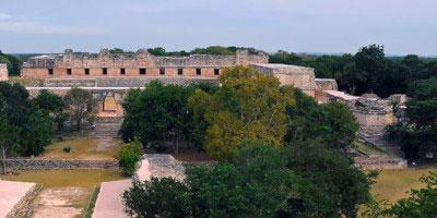 Tropical Sun Tours - Dziedzictwo Majów – wycieczka po Uxmal