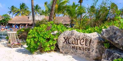 Tropical Sun Tours - Xcaret – nietypowy park rozrywki w Meksyku