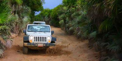 Tropical Sun Tours - Ekspedycja jeepem w Meksyku - dlaczego warto?