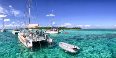 Tropical Sun Tours - Nastrojowy rejs katamaranem na Mauritiusie