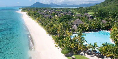 Tropical Sun Tours - Urlop na Mauritiusie w kurorcie Dinarobin Hotel Golf and SPA