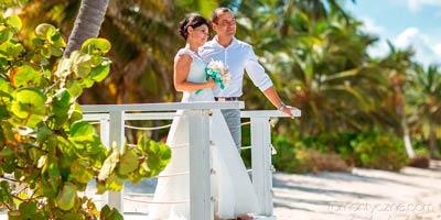 Tropical Sun Tours - opinie - Bajeczna plaża na ślub tylko dla nas