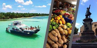 Dominikana - wycieczka TRÓJPAK DISCOVERY!