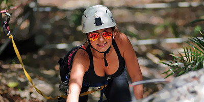 dominikana - wycieczka Scape Park (m.in. Hoyo Azul, Zip Line, Playa Juanillo)