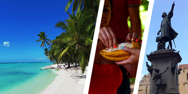 Dominikana - wycieczka HIT CENOWY! TRÓJPAK - Promocja