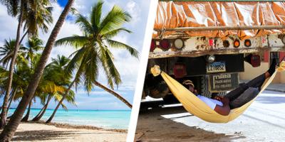 Dominikana - wycieczka HIT CENOWY! DWUPAK - Promocja Saona All Inclusive i Adventure Dominicana