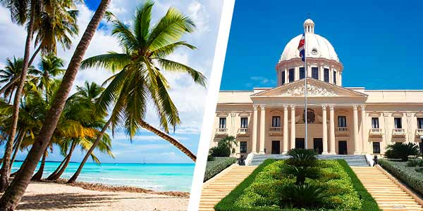 Dominikana - wycieczka HIT CENOWY! DWUPAK - Promocja Saona All Inclusive i Santo Domingo Premium