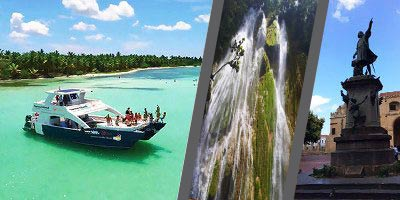 Dominikana - wycieczka TRÓJPAK! HIT CENOWY!