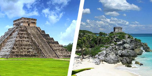 Meksyk - wycieczka NOWOŚĆ! Korona Jukatanu!