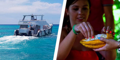 Dominikana - wycieczka HIT CENOWY! DWUPAK Saona Luxury VIP i Adventure Dominicana + Playa Macao
