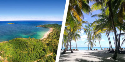 Dominikana - wycieczka OFERTA SPECJALNA! Saona All Inclusive + Samana All Inclusive