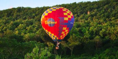 dominikana - wycieczka Lot balonem