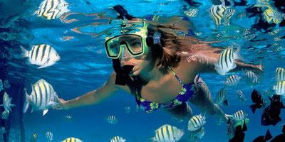 dominikana - wycieczka Snorkeling Playa Blanca PO POLSKU!