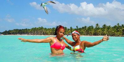 Dominikana - wycieczka Saona All Inclusive PREMIUM