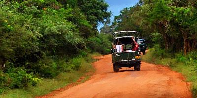 kuba - wycieczka Jeep Safari