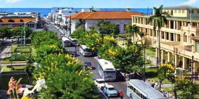 jamajka - wycieczka Kingston - Muzyka i Kawa