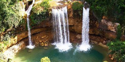 Dominikana - wycieczka Samana PREMIUM, Park Los Haitises, Wodospad El Limon, wyspa Bacardi