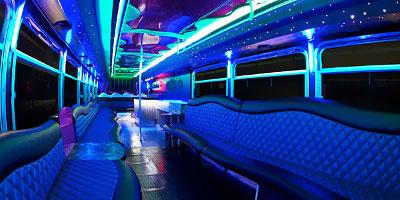 dominikana - wycieczka Party Bus