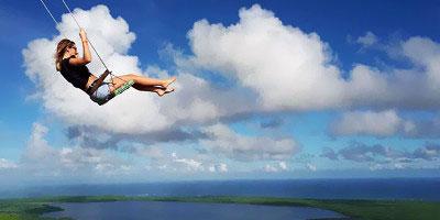 Dominikana - wycieczka Huśtawki na Górze Czarownic i magiczna plaża Limon