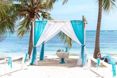 Dominikana ślub Cywilny Na Plaży ślub W Plenerze Za Granicą